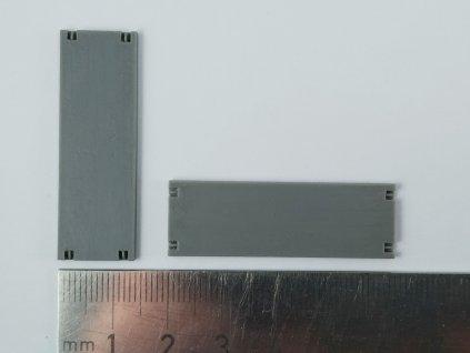 1/72 Road panels (300x100)  (1/72 scale)