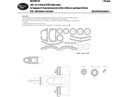 NWA M0734 L