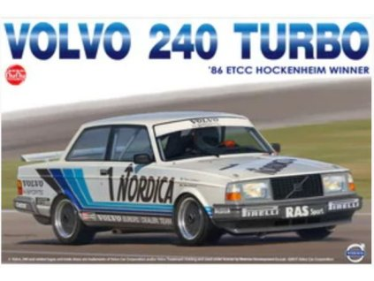 PN24013 Volvo 240 Turbo 1986 ETCC Hockenheim Winner