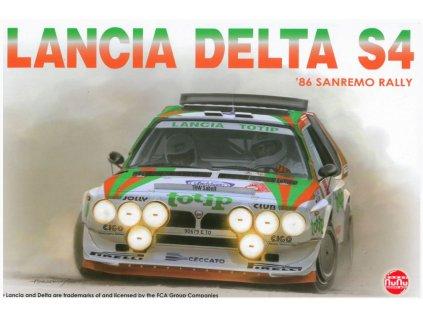 PN24005 Lancia Delta S4 '86 Sanremo Rally
