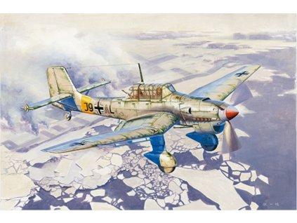 02422 Junkers Ju 87B 2 U4 Stuka