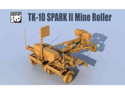 TK 10 Spark mine roller II