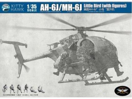 KH50004 AH 6J MH 6J Little Bird (with figures)
