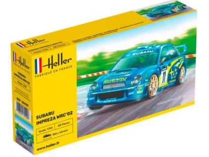 80199 Impreza WRC'02