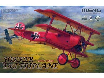 QS 002 Fokker Dr.I Triplane