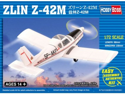 80299 Zlin Z 42M