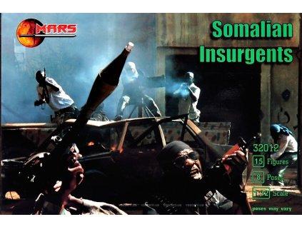 MS32012 1 32 Somalian Insurgents