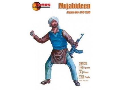 MS32002 1 32 Mujahideen, Afghan War 1979 1989
