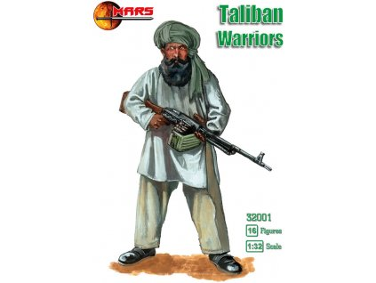 MS32001 1 32 Taliban warriors
