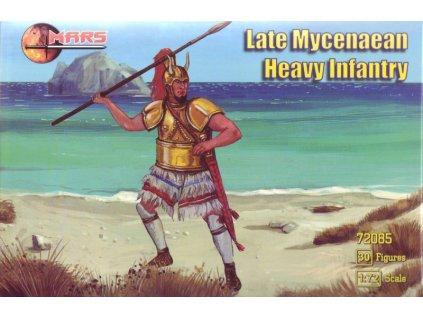 ms72085 Late mycenaean heavy infantry