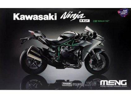 MT 002s Kawasaki Ninja H2 Pre colored