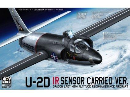 AR48113 Lockheed U 2D IR Sensor carried ver.