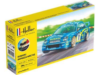 1/43 Subaru Impreza WRC'02 Starter kit