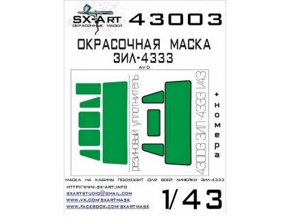 SXA 43003 L