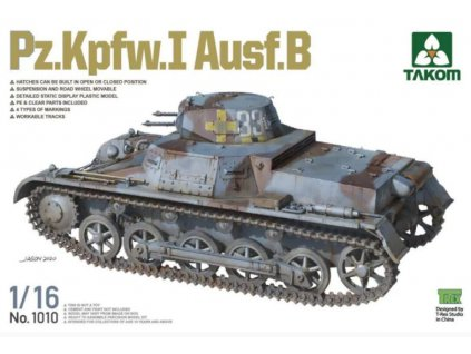 Tak1010 Pz.Kpfw.I Ausf.B