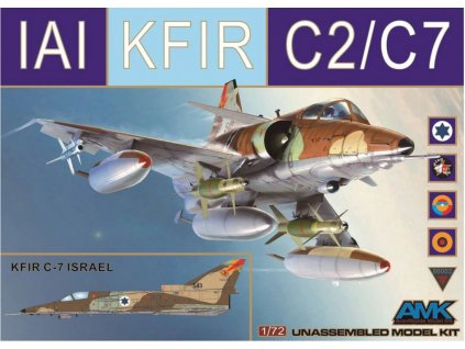 86002 IAI KFIR C2 C7