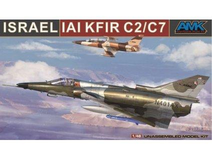 88001 A Israel IAI Kfir C2 C7