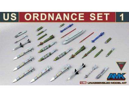 88E01 US Ordnance Set 1