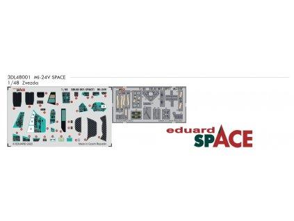 3DL48001 Mi 24V SPACE 1 48 Zvezda