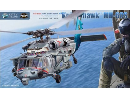 KH50015 Knighthawk MH 60S with M197 Cannon