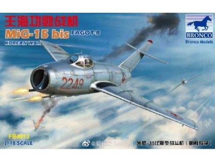 FB4013 Mig 15bis Fagot B Korean War