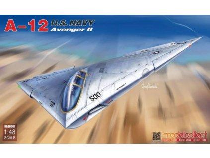 UA48001 McDonnell Douglas A 12 Avenger II