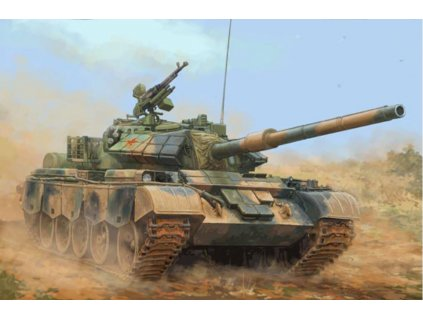 84541 PLA Type 59 D Medium Tank