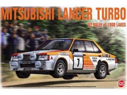 PN24018 Mitsubishi Lancer Turbo 82 Rally Of 1000 Lakes