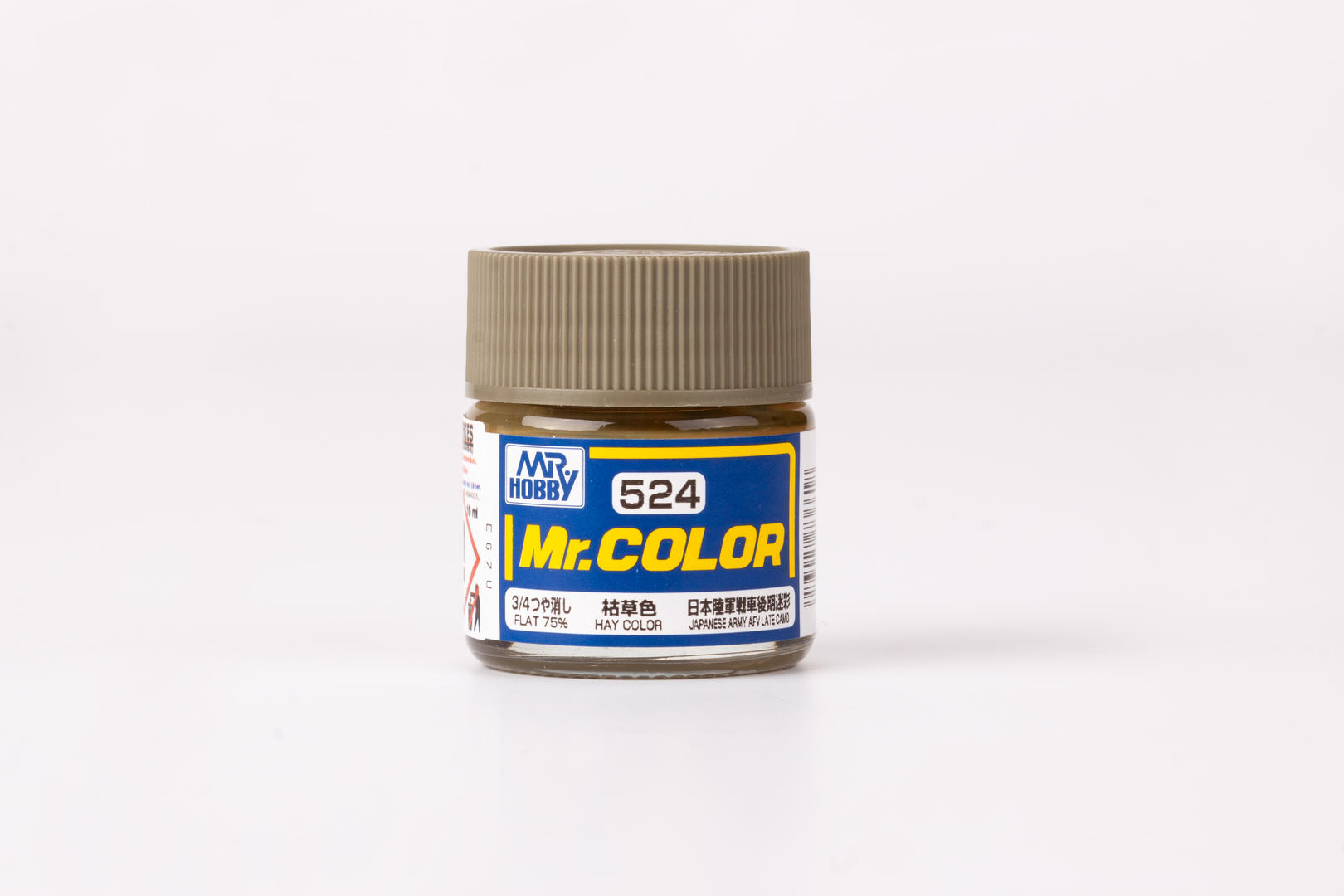 C524 IJA Hay Color - barva sena