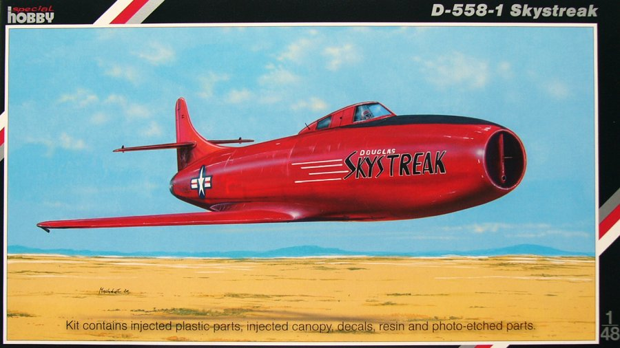 1/48 D-558-1 Skystreak