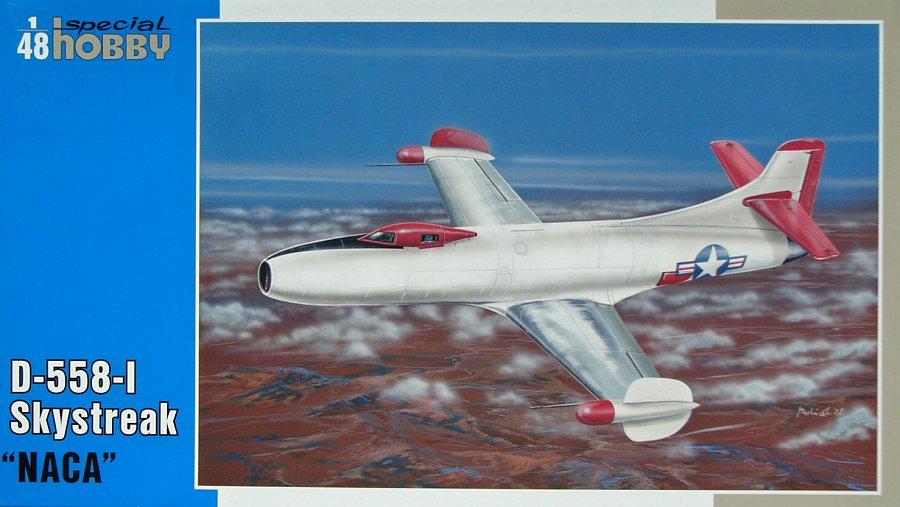 1/48 D-558-I Skystreak 'NACA'