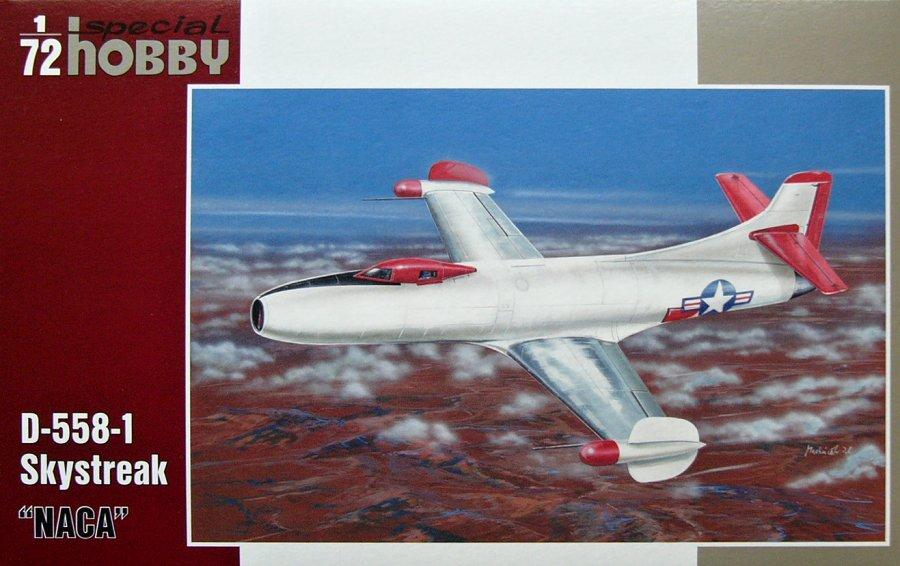1/72 D-558-1 Skystreak 'NACA'