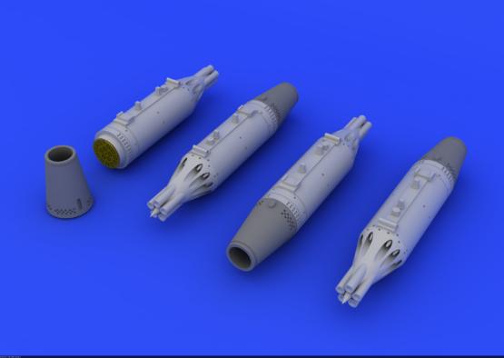 UB-16 raketnice pro MiG-21 1/72
