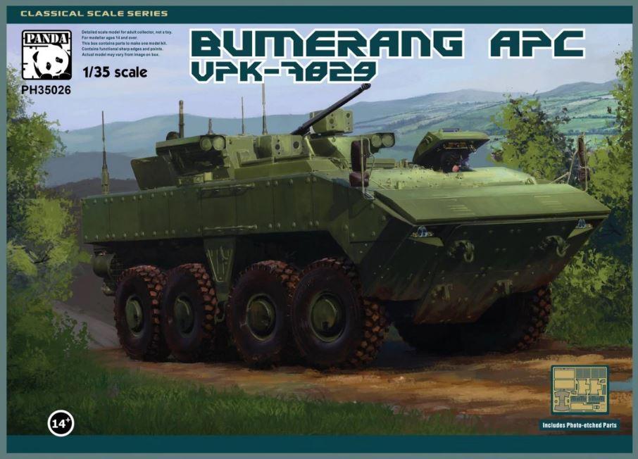 1/35 BTR VPK-7829 Bumerang