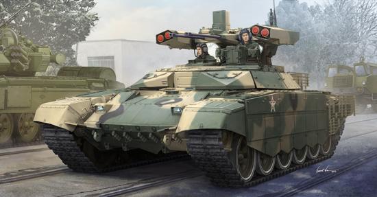 "1/35 Russian BMPT-72 ""Terminator"""