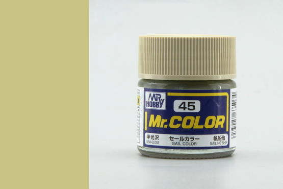 C045 Sail Collor - barva plachtoviny