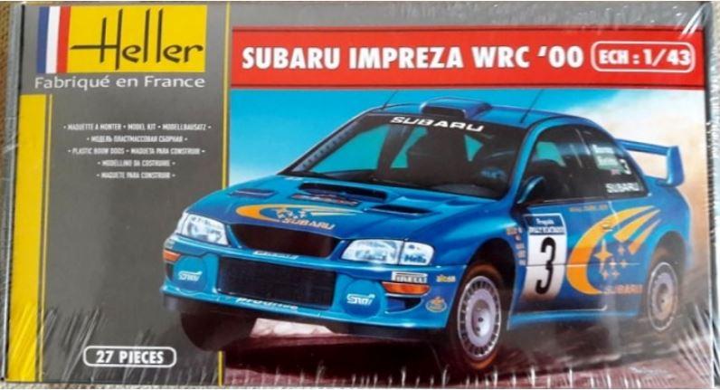 1/72 Subaru Impreza WRC '00