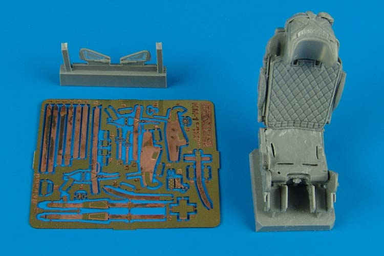 1/32 KM-1 ejection seat - (for MiG-21, MiG-23...)
