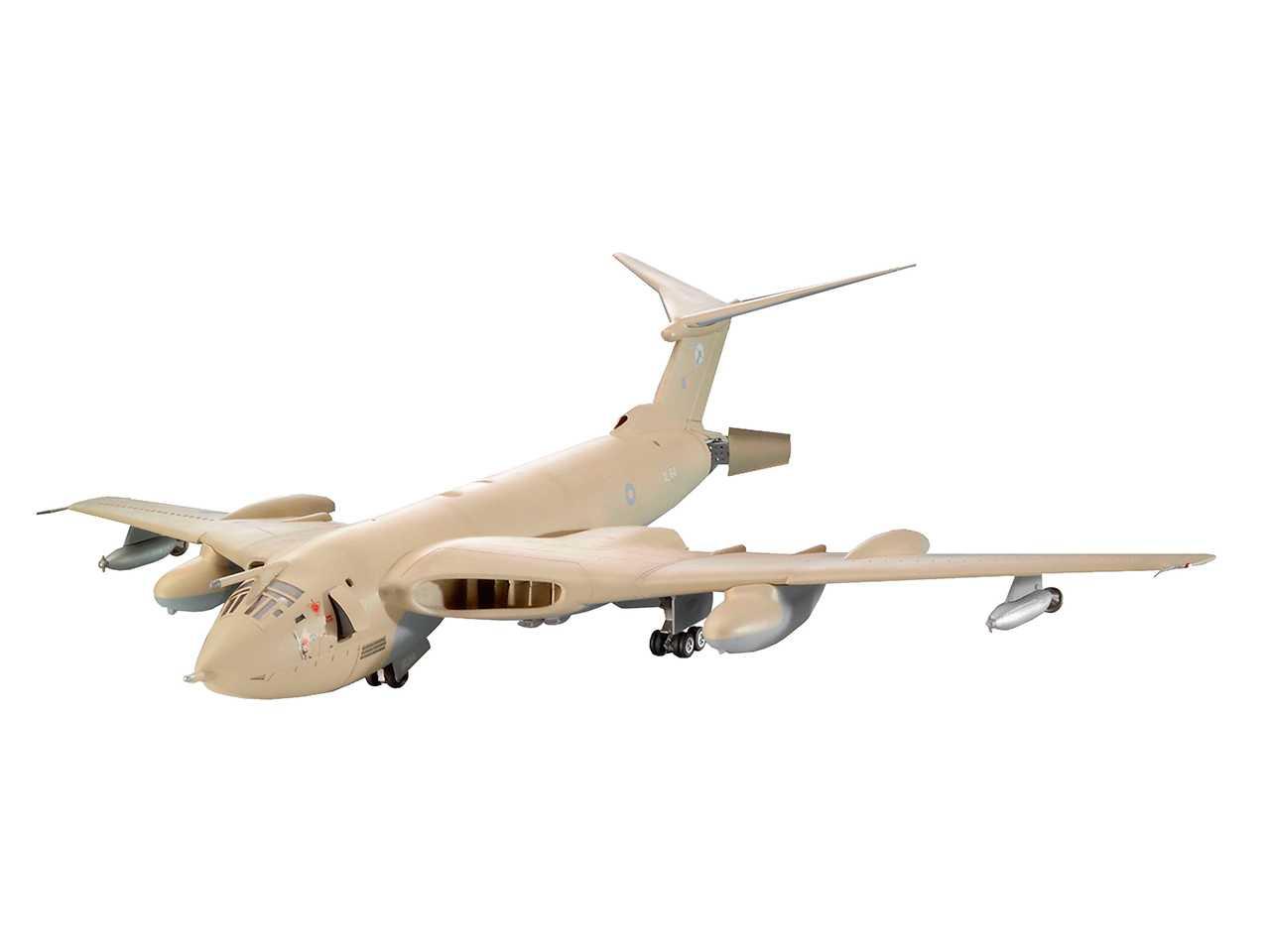 Plastic ModelKit letadlo 04326 - Handley Page Victor K.2 (1:72)