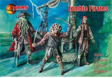 1/32 Zombie Pirates