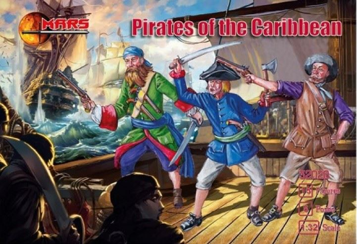 1/32 Pirates of the Carribbean