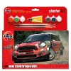 Starter Set auto A55304 - Mini Countryman WRC (1:32)