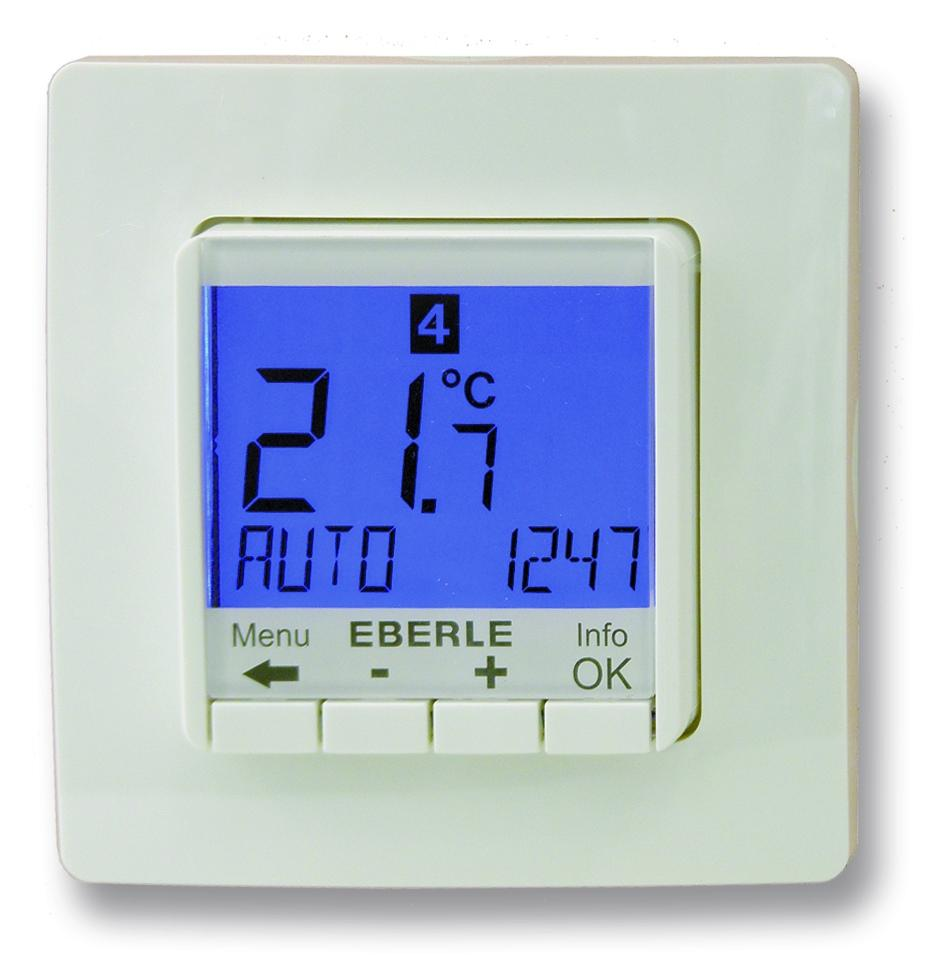 Podlahové termostaty