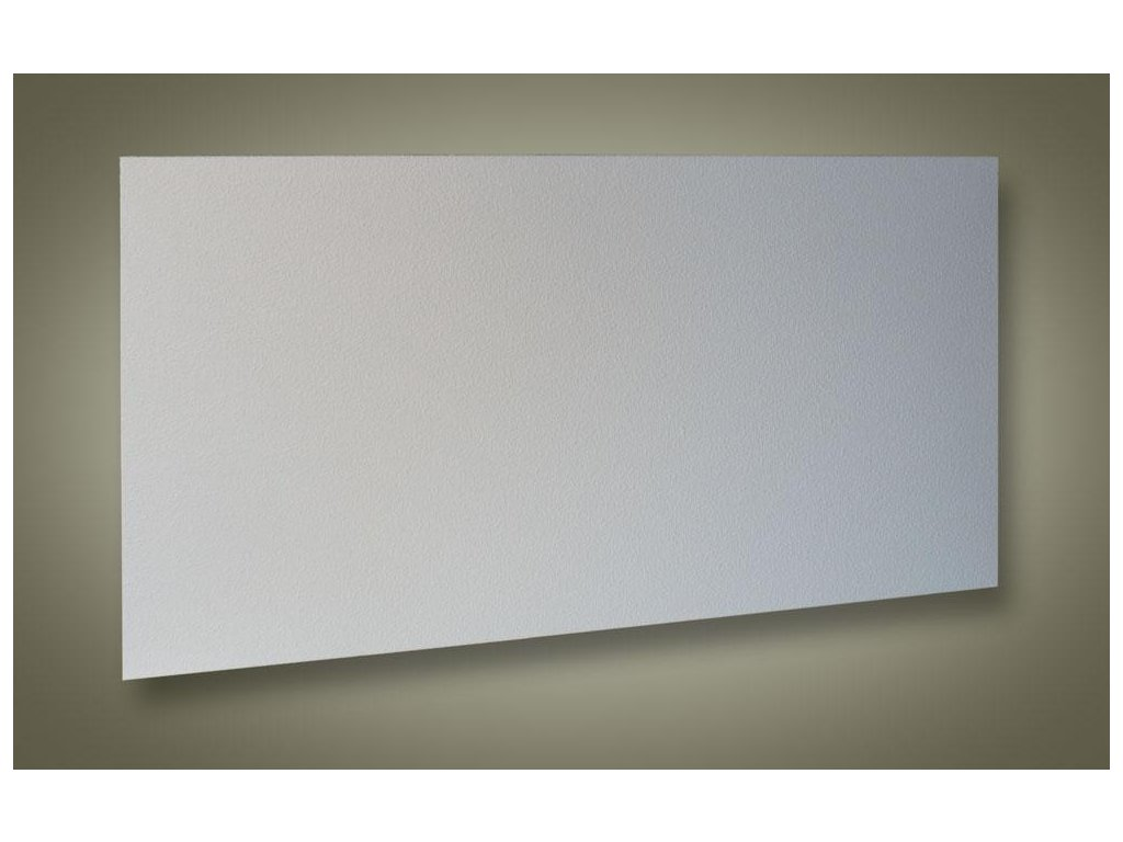 Sálavý topný infra panel Ecosun 100 K+ bílý