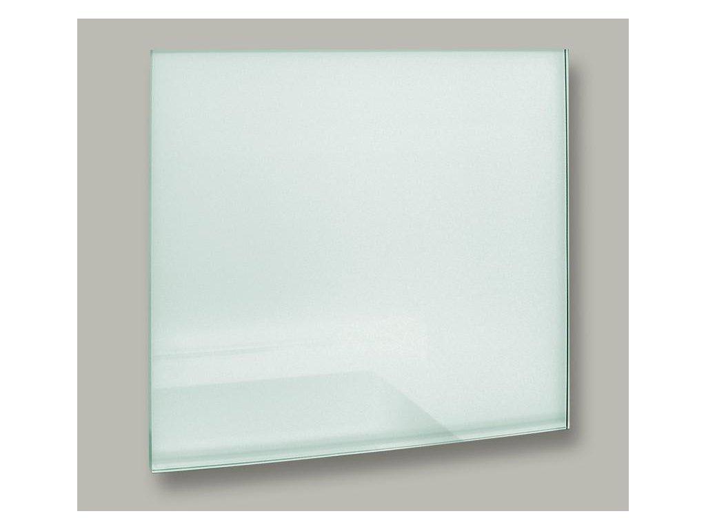 Sálavý skleněný panel GR 500 bílý