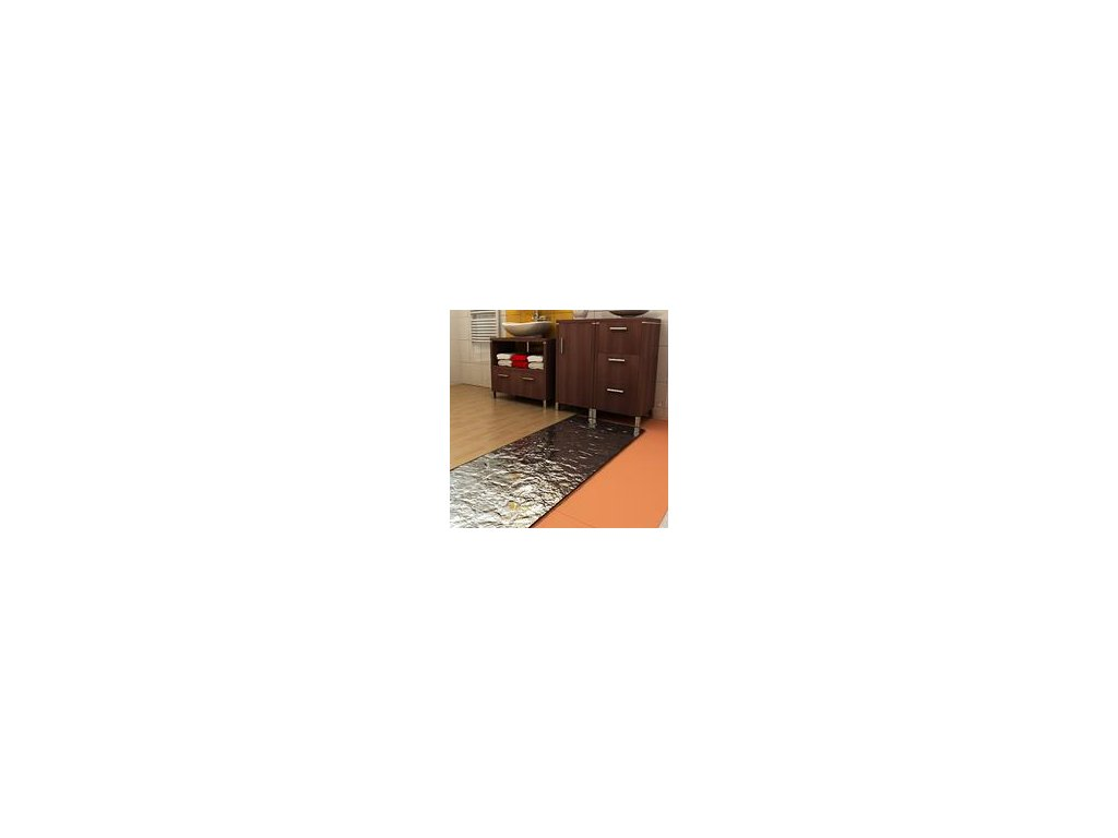 AL MAT 140/3 hliníková topná rohož