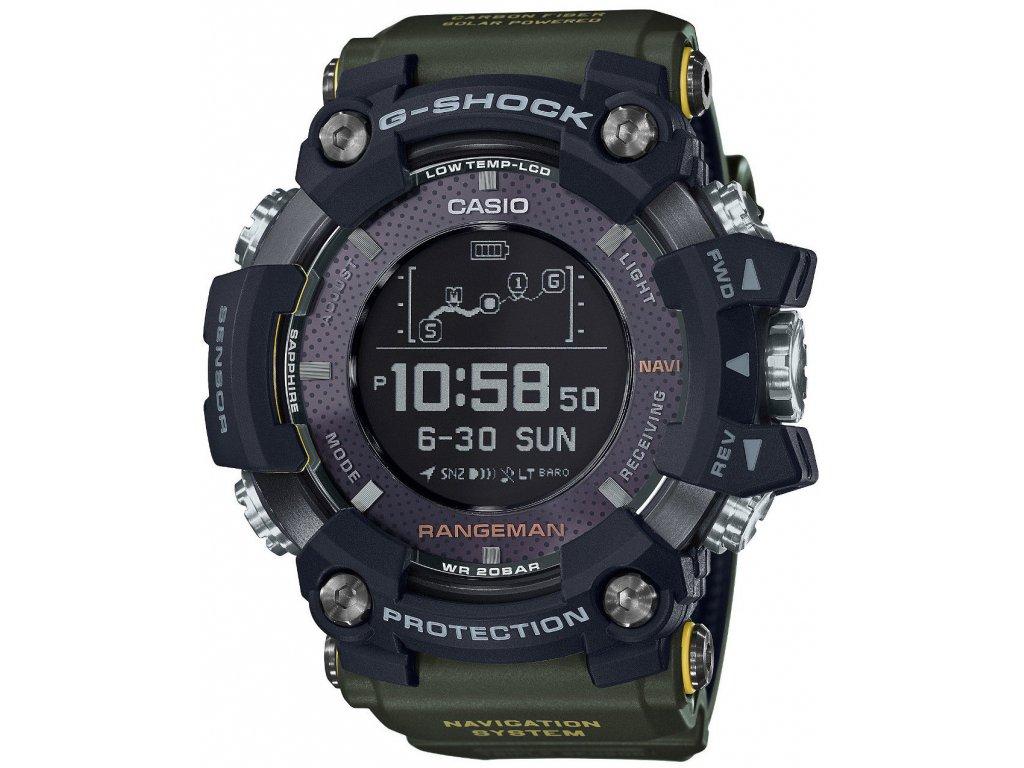 casio g shock rangeman gpr b1000 1ber 178468 191324
