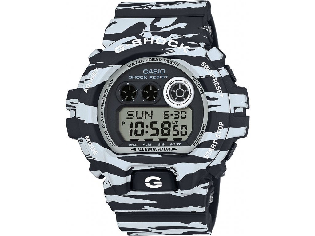 casio g shock original gd x6900bw 1er black and white special edition 109877 1