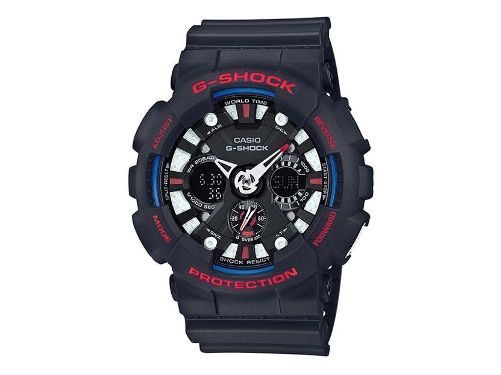 casio g shock g classic ga 120tr 1aer limited edition 113664 1