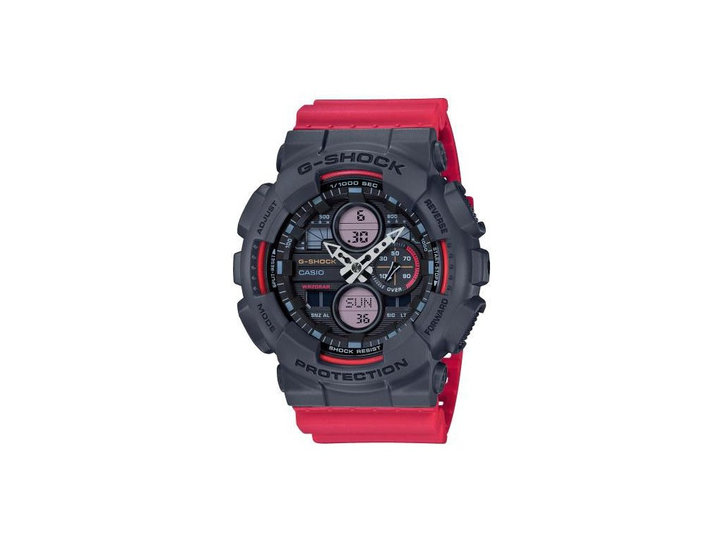 casio g shock original ga 140 4aer 183971 203589